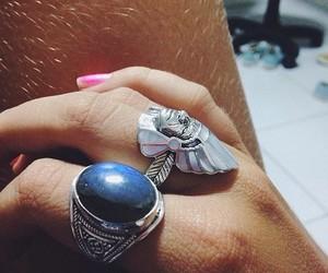 anel, indio, and pedra image