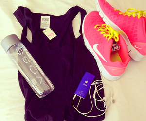 nike, sport, and workout image