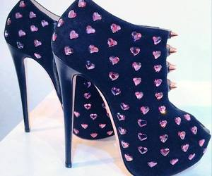 hearts, heels, and platform image