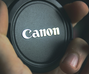 black, canon, and nails image