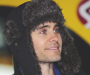 30 seconds to mars, blue eyes, and icon image