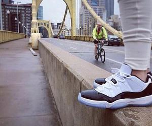 air jordan, sneakers, and sneaker head image