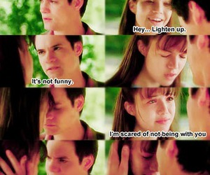 A Walk to Remember, typography, and mandy moore image