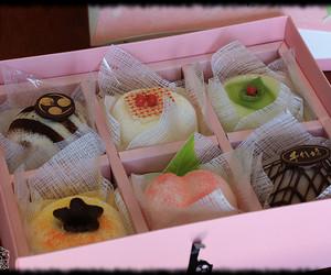 dessert, japanese, and sweet image