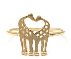 jewelry, heart ring, and cute ring image