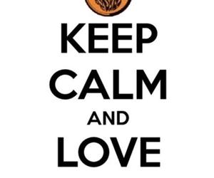 fandom, keep calm, and four image
