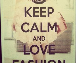and, calm, and fashion image