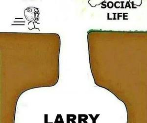 larry, larry stylinson, and lol image