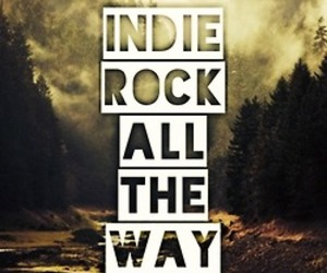 indie, music, and rock image