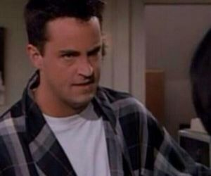 chandler, ever, and preguica image