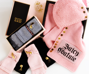 fashion, pink, and juicy couture image