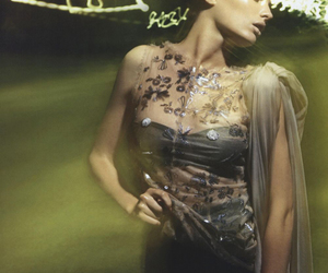 ethereal, night, and high fashion image