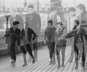 one direction, zayn, and louis image