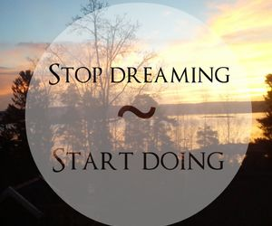 Dream, healthy, and start image