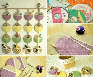diy, cd, and ideas image
