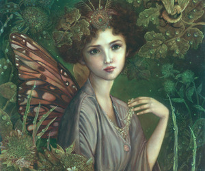 art, annie stegg, and fairy image