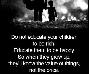 quotes, children, and happy image