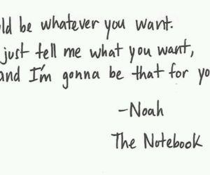the notebook, quotes, and noah image