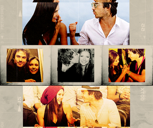 beautiful, couple, and girl image