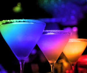 drink, colors, and party image