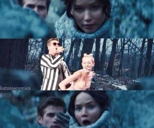HAHAHA, katniss, and Jennifer image