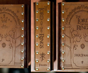 book, jrr tolkien, and the lord of the rings image