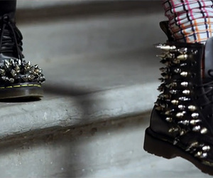 shoes, britney spears, and spikes image