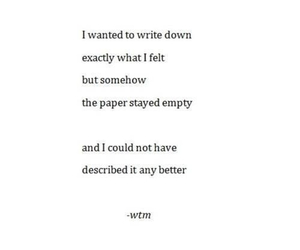 empty, feelings, and indie image
