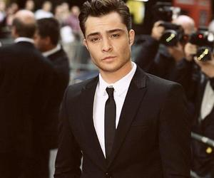 actor, handsome, and chuck bass image