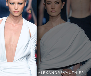 fashion and alexandre vauthier image