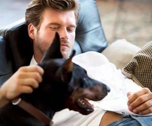actor, dog, and kuzey guney image