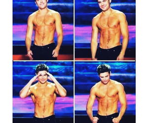Hot, hot boys, and zac efron image