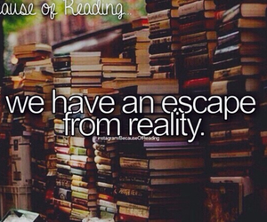 books and because of reading image