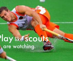 hockey, play, and quote image