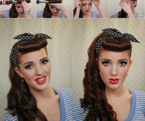 beauty, hair, and hairstyle image