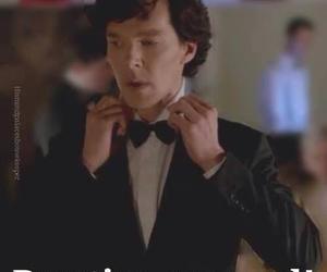 doctor who, sherlock, and benedict cumberbatch image