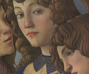 angels and sandro botticelli image