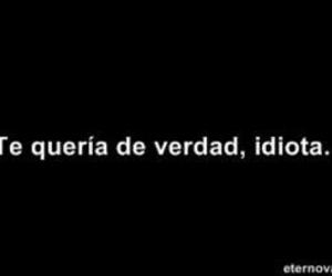 love and idiota image