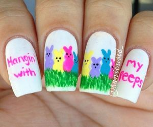 easter and nails image