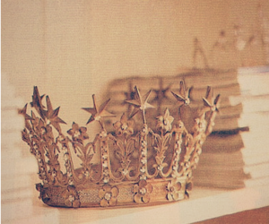 crown, lovely, and princess image