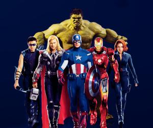 black widow, Hulk, and the avengers image