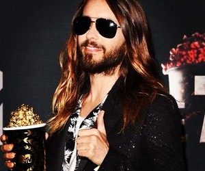 jared leto, 30 seconds to mars, and mtv movie awards image