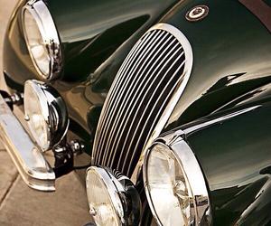 cars, classic, and jaguar image