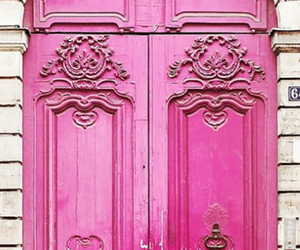 beautiful, door, and girly image