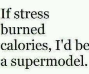 burned, calories, and quote image