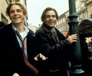 christian bale, Robert Sean Leonard, and swing kids image