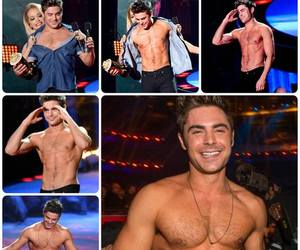 Hot, shirtless, and zac efron image