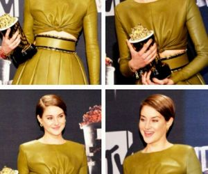awards, mtv movie awards, and divergent image