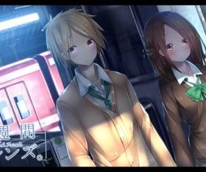 isshuukan friends image