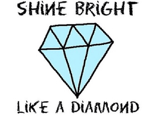 diamond and shine image